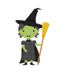 Witch clipart fairytale Wicked The Art of Clip