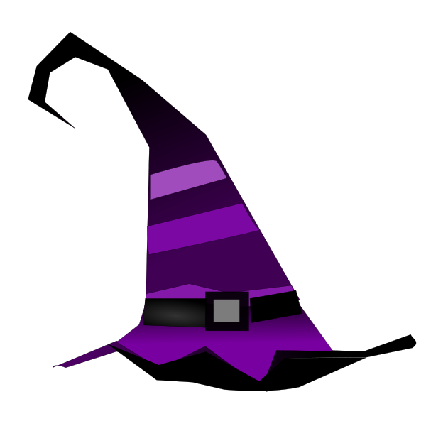 Witch clipart halloween witch hat Free clipart Clipart witch Images