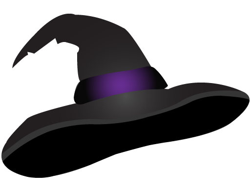 Witch clipart halloween witch hat ClipartBarn clipart hat witch Witch