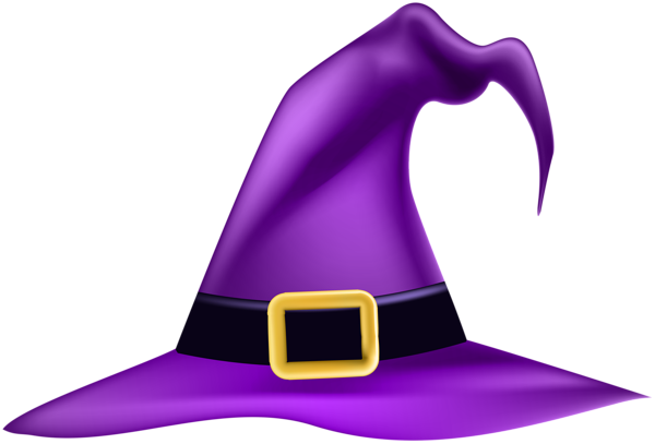 Witch clipart halloween witch hat Halloween clipart Art Witch Witch