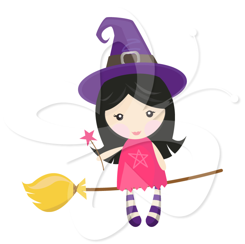 Witch clipart little witch Clipart Little clipart witch witch