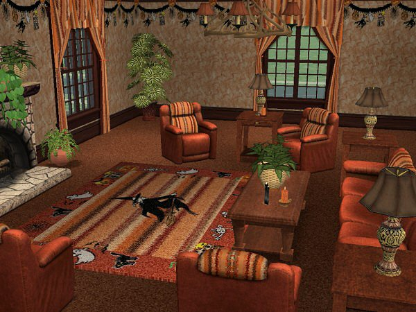 Witch clipart room The McAlli Room Halloween