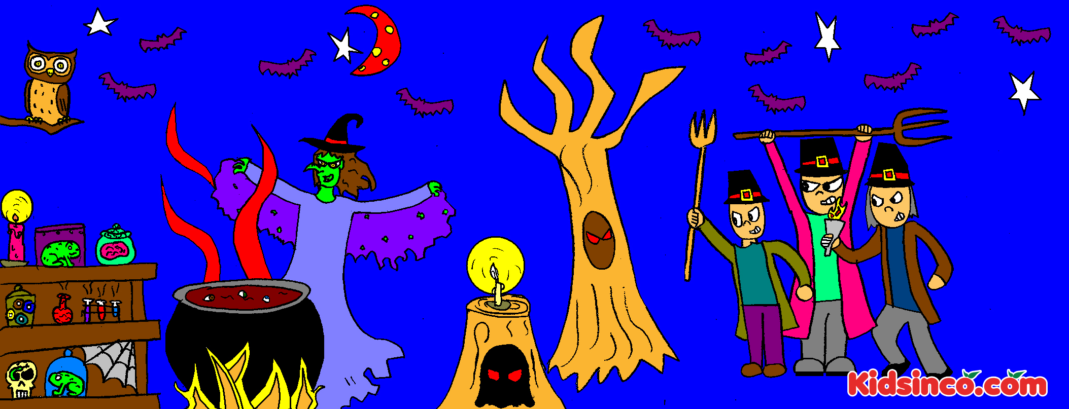 Witch clipart salem witch trials I Witches Kids! for K