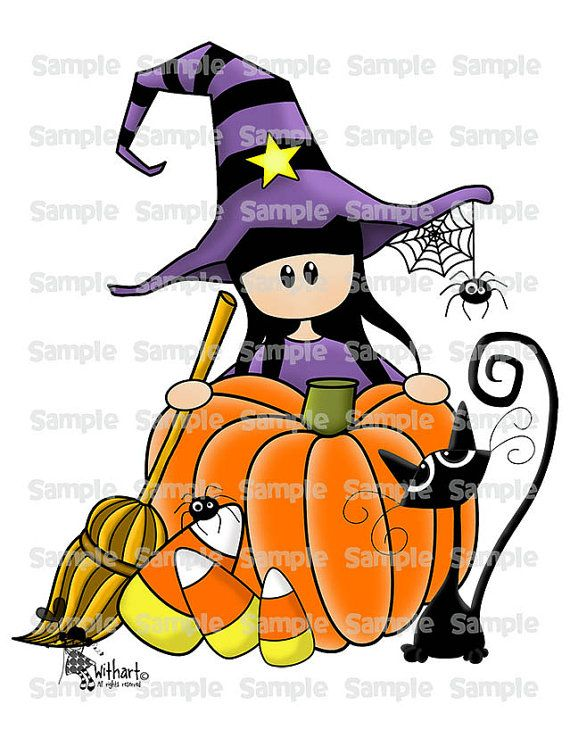 Witch clipart unusual Images best iron printable scrapbooking