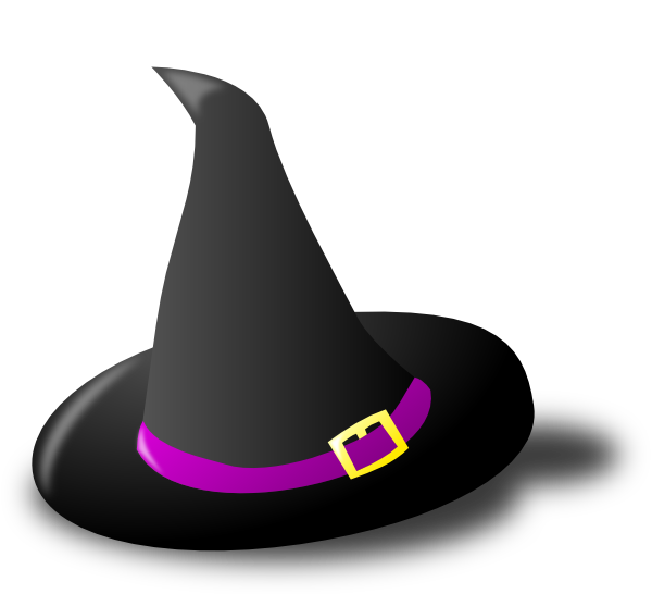 Witch Hat clipart wizard Online Clip Hat Witch com