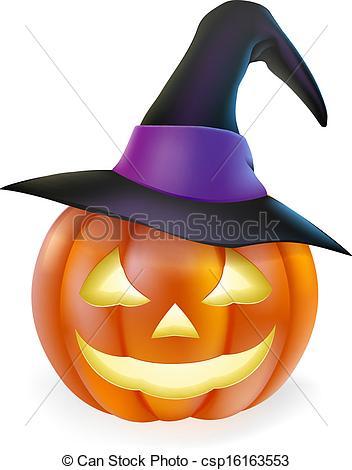 Witch Hat clipart fruit hat Halloween An  Halloween Vector