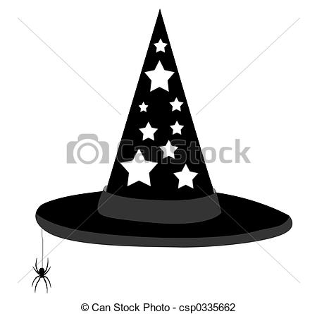Witch Hat clipart logo More Hat Hat Clipart Witch
