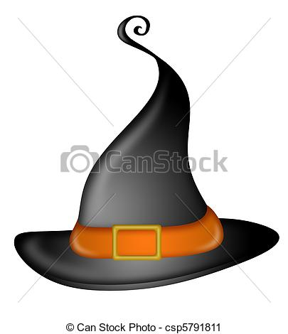 Witch Hat clipart logo Halloween Clipart Illustration Search Witches
