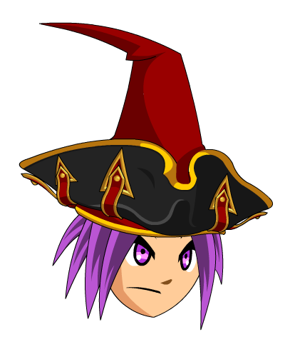 Witch Hat clipart mage Pirate 34tIv7p Mage Hat AQW