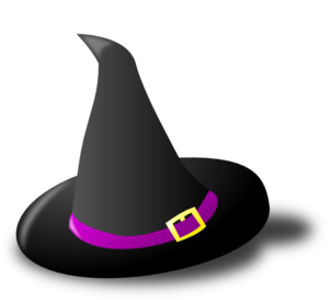 Witch Hat clipart vector Art Hat Clip at Clip
