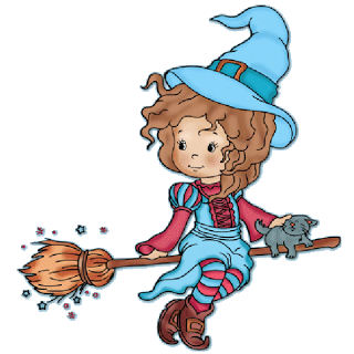 Witchcraft clipart cute witch  Clip Witches Art Cartoon