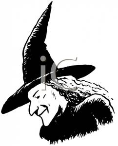 Witch Hat clipart wicked witch Free Royalty Clipart Clipart Royalty