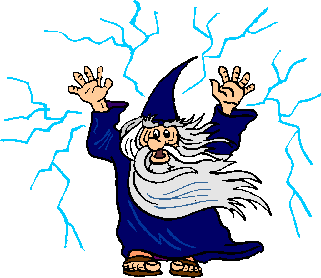 Wizard clipart Art Wizard Young For