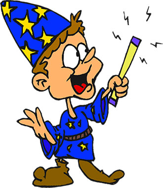 Wizard clipart Fantasy Free wizard young Clipart