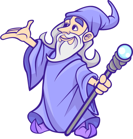 Wizard clipart boy Art Wizard Art Free &