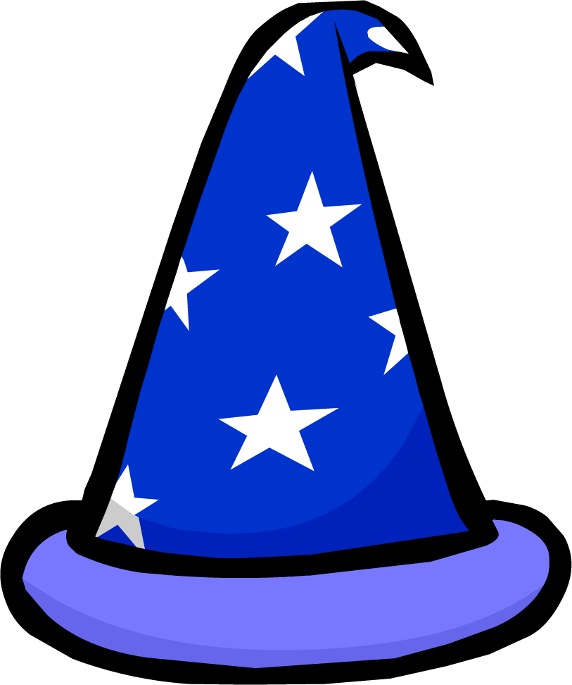 Sorcerer clipart hat Powered Wizard Club Image Fandom