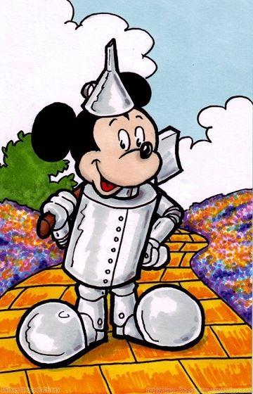 Wizard clipart disney #14