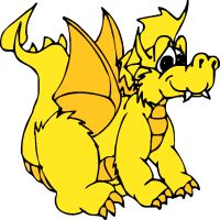 Wizard clipart dragon Red Dragon Dragon Free Art