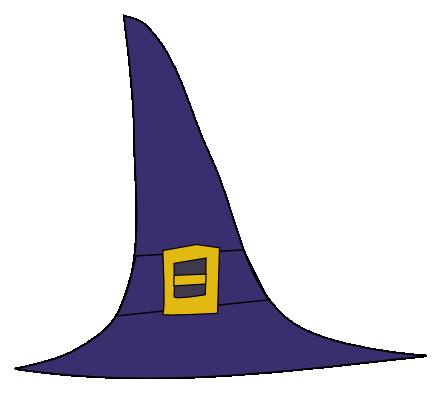 Wizard clipart hat clip art Hats art clip art clip