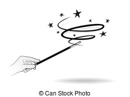 Wizard clipart magic wand Wand wand wand of magic