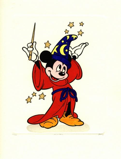 Wizard clipart mickey mouse Mickey Mickey Apprentice Sorcerer Mickey