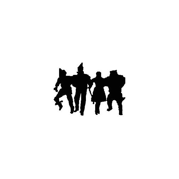 Wizard clipart shadow The 25+  Silhouette Cat