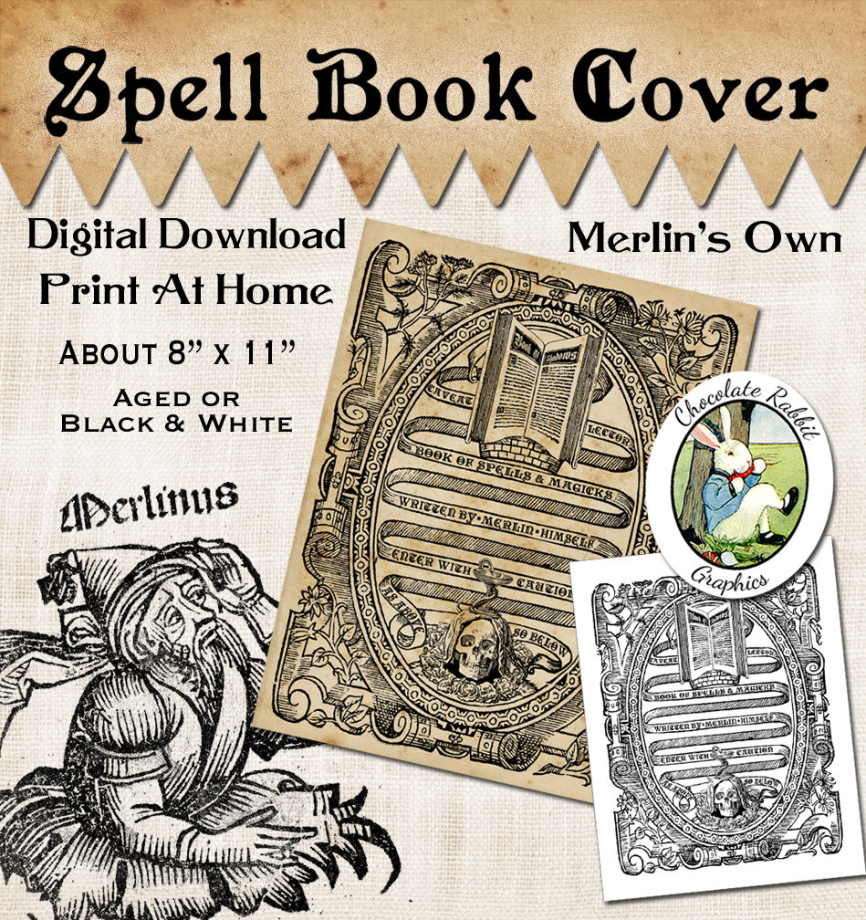 Wizard clipart spelling Book is Halloween a Download