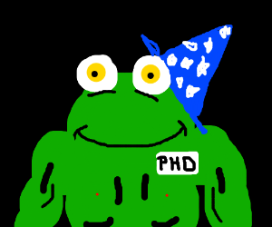 Wizard clipart toad Creepy Doctor Toad Creepy (drawing