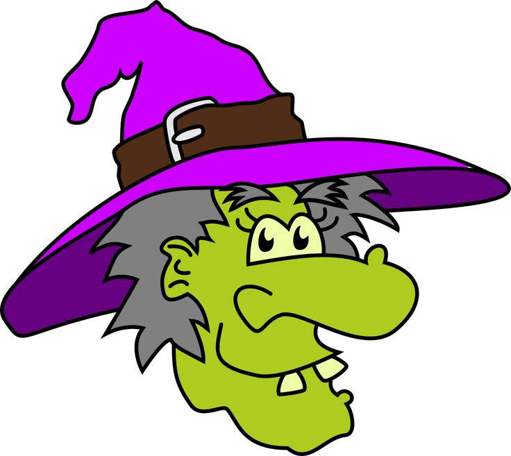 Witch clipart happy Best WITCHES Pin CLIPART WITCHES