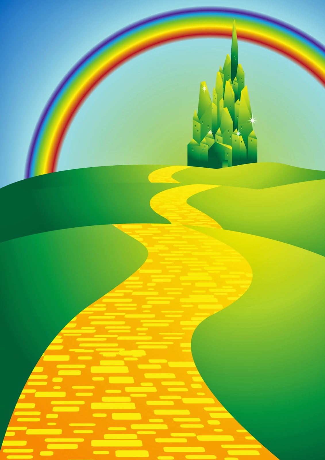 Wizard Of Oz clipart City Pictures emerald kid of