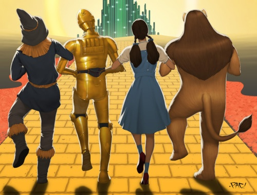 Wizard Of Oz clipart animated #5