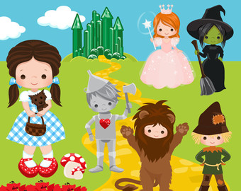 Wizard Of Oz clipart animated #4