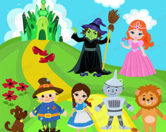 Wizard Of Oz clipart animated #2