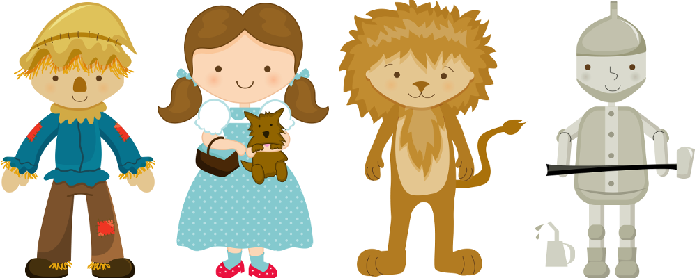 Wizard Of Oz clipart animated #13