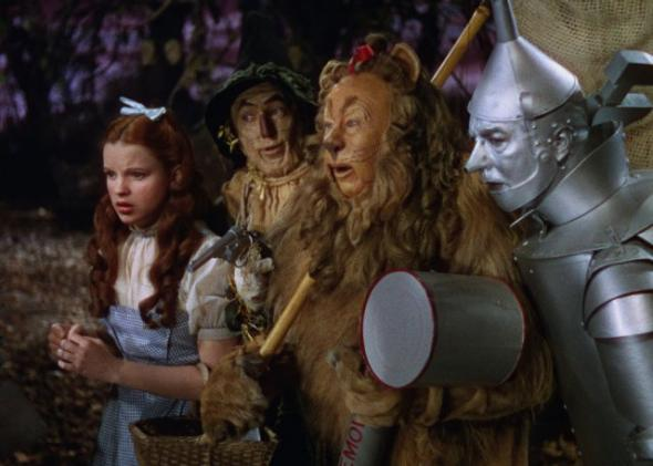 Wizard Of Oz clipart animated #14