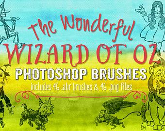 Wizard Of Oz clipart digital Wizard of Oz Wizard Clipart