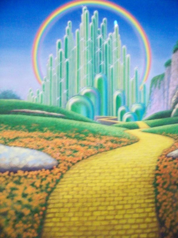 Wizard Of Oz clipart emerald castle ) City Rentals Emerald