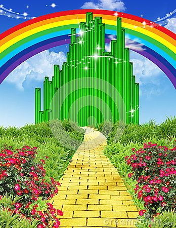Wizard Of Oz clipart emerald castle Oz about of Wizard Over