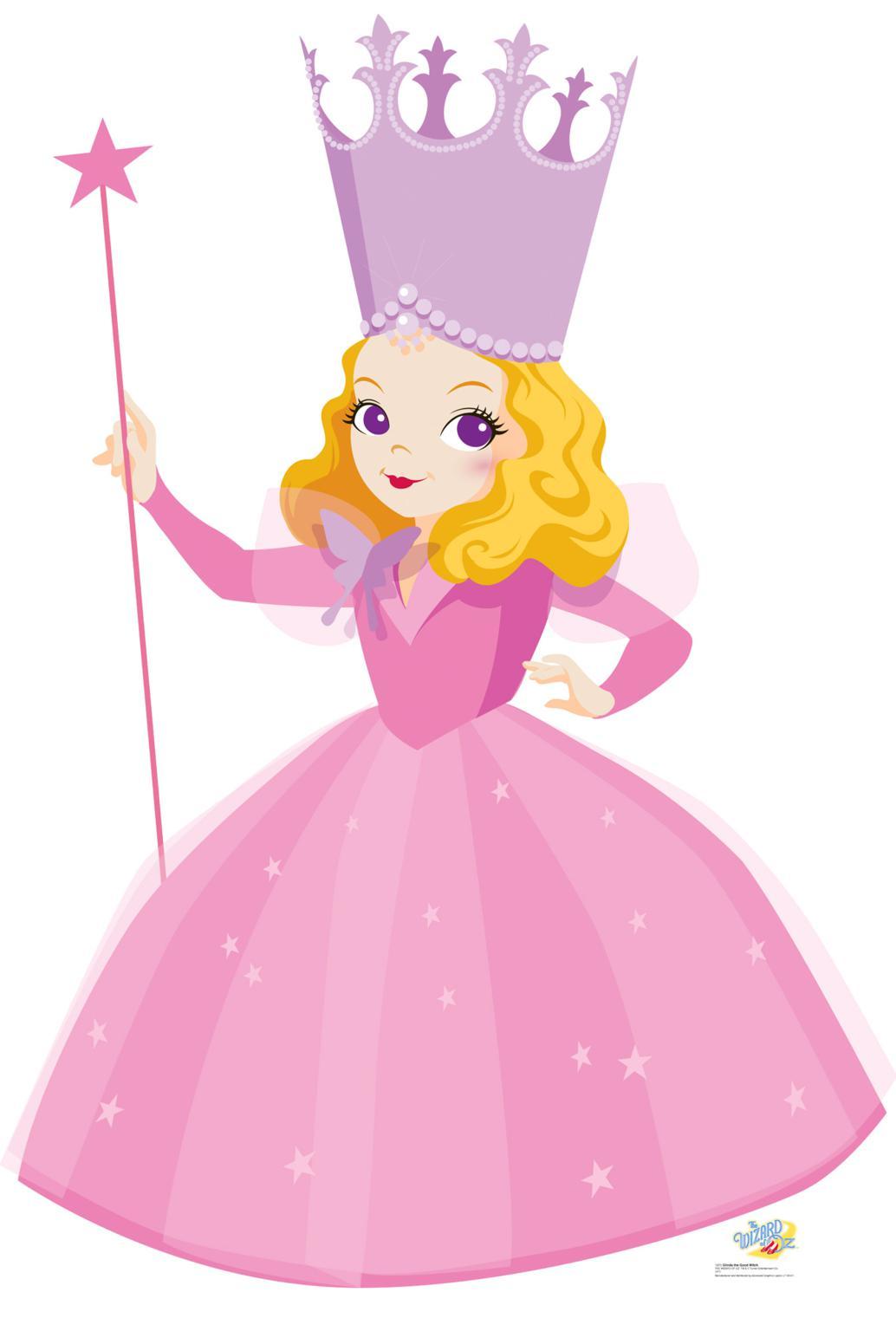 Wizard Of Oz clipart glenda Clipart Witch Witch Glenda Clipart