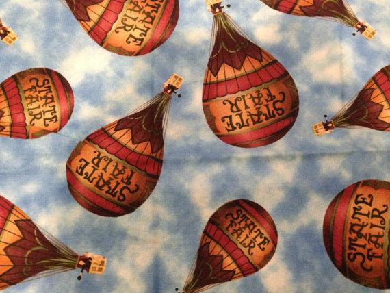 Wizard Of Oz clipart hot air balloon Quilt Wizard Wizard Oz of