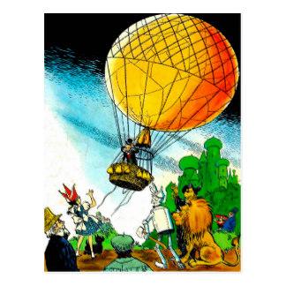 Wizard Of Oz clipart hot air balloon Air Wizard Oz of Oz