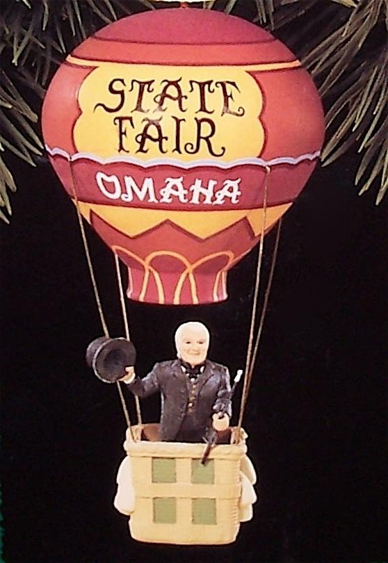 Wizard Of Oz clipart hot air balloon State Hallmark Wizard 1996 best