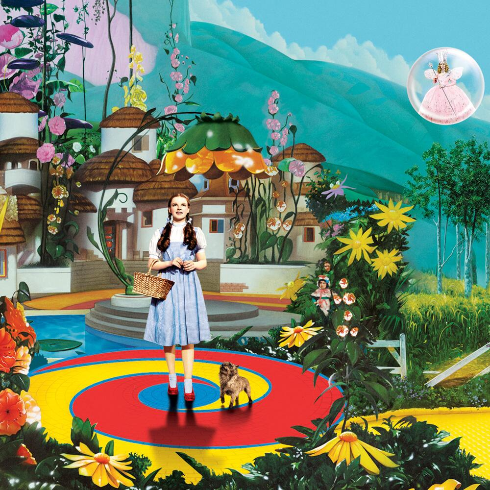 Wizard Of Oz clipart movie Poster WBshop Yellow Wizard Panoramic