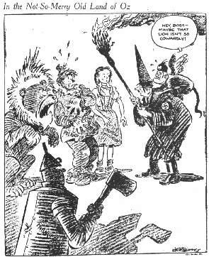 Wizard Of Oz clipart movie Of cartoon Oz The Oz
