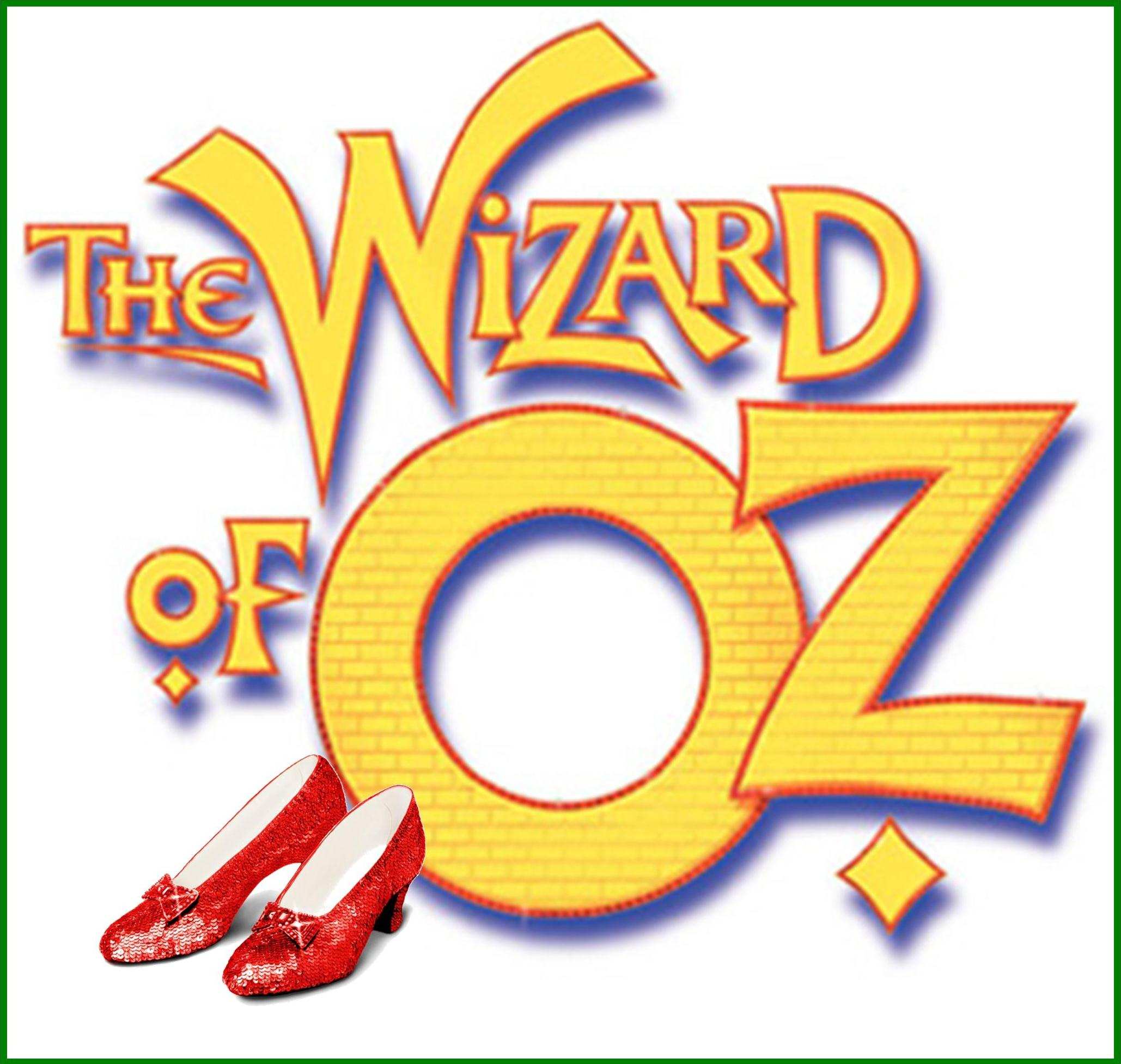 Wizard Of Oz clipart movie Of Theater Oz Presents: Christian