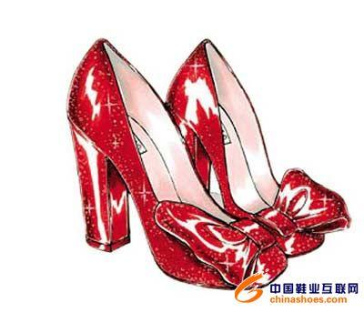 Wizard Of Oz clipart red shoe Wizard Clipart oz of of