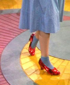 Wizard Of Oz clipart red shoe Glad from Design deco of