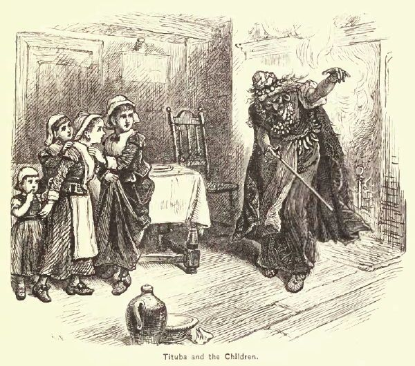 Wizard Of Oz clipart salem witch trials Slave about  of images