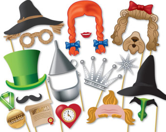 Wizard Of Oz clipart template The Props Oz Wizard of