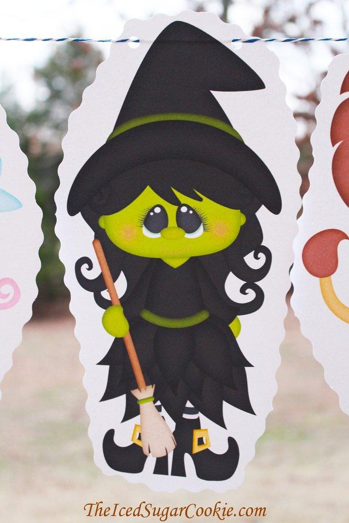 Wizard Of Oz clipart the west Oz Idea DIY Dorthy Birthday